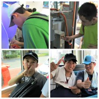 電車バス1