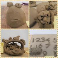 陶芸教室を開催しました!