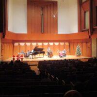 第3回クリスマスコンサート「あわてんぼうのクリスマスコンサート」開催しました